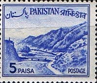 Pakistan 1961 Republic SG 134 Fine Mint