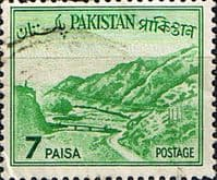 Pakistan 1961 Republic SG 135 Fine Used