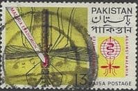 Pakistan 1962 Malaria Eradication SG 157 Fine Used