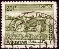 Pakistan 1978 Tractor SG 468 Fine Used