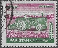 Pakistan 1978 Tractor SG 469 Fine Used
