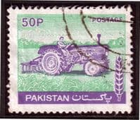 Pakistan 1978 Tractor SG 471 Fine Used