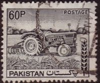 Pakistan 1978 Tractor SG 472 Fine Used