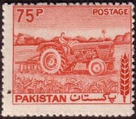 Pakistan 1978 Tractor SG 473b Fine Used