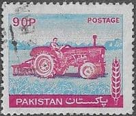 Pakistan 1978 Tractor SG 474 Fine Used