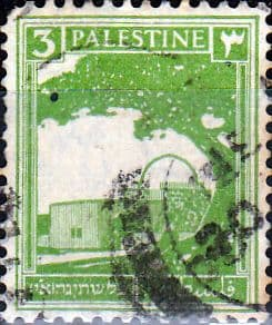 Palestine 1927 SG  91 British Mandate to League of Nations Fine Used