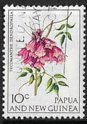 Papua New Guinea 1966 Flowers SG101 Fine Used