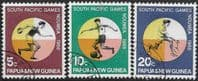 Papua New Guinea 1966 South Pacific Games Set Fine Used