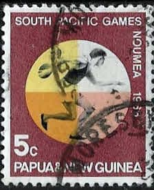 Papua New Guinea 1966 South Pacific Games SG 97 Fine Used