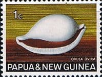 Papua New Guinea 1968 Sea Shells SG 137 Fine Mint