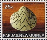 Papua New Guinea 1968 Sea Shells SG 146 Fine Used
