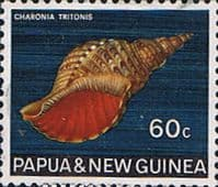 Papua New Guinea 1968 Sea Shells SG 149 Fine Used