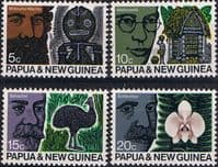 Papua New Guinea 1970 ANZAAS Set Fine Mint