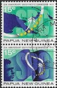 Papua New Guinea 1972 South Pacific Commission Set Fine Used