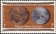 Papua New Guinea 1975 New Coinage SG 282 Fine Mint