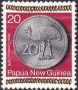 Papua New Guinea 1975 New Coinage SG 284 Fine Mint