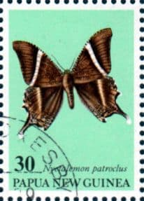 Papua New Guinea 1979 Conservation Moths SG 375 Fine Used