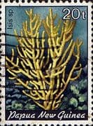 Papua New Guinea 1982 Corals SG 444 Isis Sp Fine Used