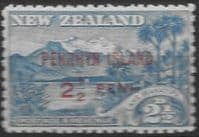 Penrhyn Island 1902 New Zealand Overprint SG 1 Fine Mint
