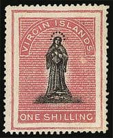 Postage Stamps of British Virgin Islands