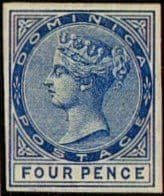Postage Stamps of Dominica