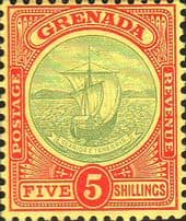 Postage Stamps of Grenada
