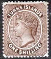 Postage Stamps of Turks and Caicos Islands