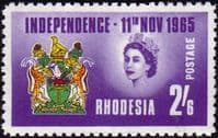 Rhodesia 1965 Independence Fine Mint