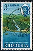 Rhodesia 1965 SG 354 Water Conservation Fine Used