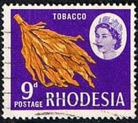 Rhodesia 1966 Independence Overprint SG 361 Fine Used