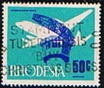Rhodesia 1970 Communications SG 450 Fine Used