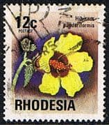 Rhodesia 1974 Wild Flowers SG 498 Fine Used