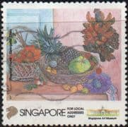 Singapore 1995 Local Artists SG 818 Fine Used