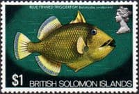 Solomon Island 1972 Wildelife and Flora and  SG 233 Fine Mint