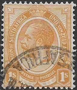 South Africa 1913 George V SG 12a Fine Used