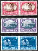 South Africa 1946 King George VI Victory Set Fine Mint