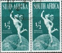 South Africa 1949 Universal Postal Union SG 128 Fine Used