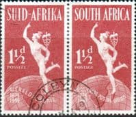 South Africa 1949 Universal Postal Union SG 129 Fine Used