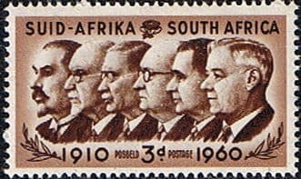 South Africa 1960 Union Day SG 184 Fine Mint