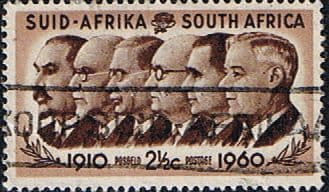 South Africa 1960 Union Day SG 184 Fine Used