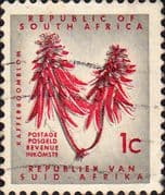 South Africa 1961 First Republick SG 199 Fine Used