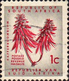 South Africa 1961 First Republick SG 211 Fine Used