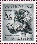 South Africa 1961 Wild Animals SG 185 Warthog Fine Mint