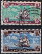 South Africa 1962 British Settlers Monument Set Fine Used