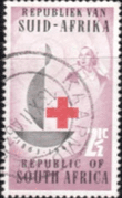 South Africa 1963 Red Cross Centenary SG 225 Fine Used