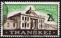South Africa 1963 SG 237 Transkei Assembly Fine Used