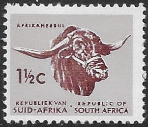 South Africa 1964 Republic Issue SG 240 Fine Mint