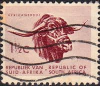South Africa 1964 Republic Issue SG 240 Fine Used