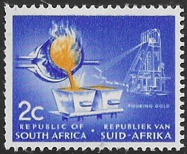 South Africa 1964 Republic Issue SG 241 Fine Mint