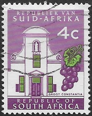 South Africa 1964 Republic Issue SG 243b Fine Used